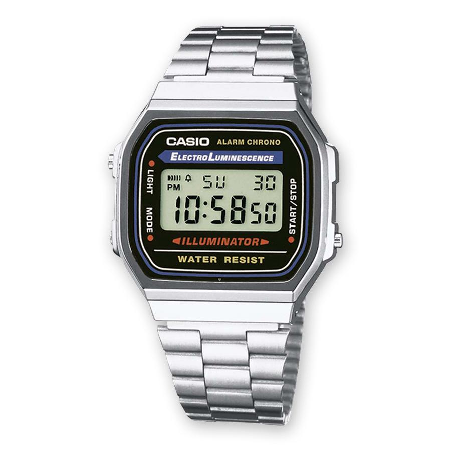 7c8c89d688f3 casio orologio classico grigio sassari gioielleria new fantasy
