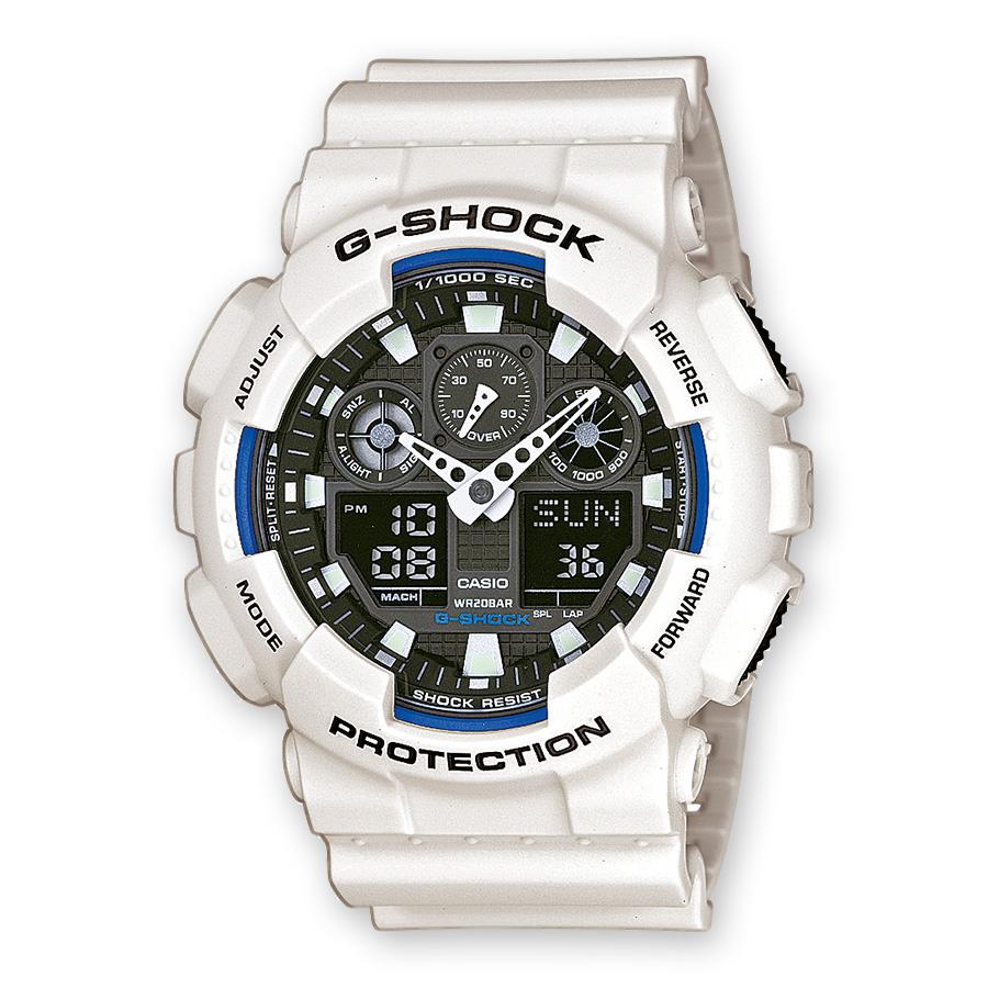 127c69fe73bb casio orologio gshock bianco sassari gioielleria new fantasy